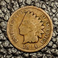 1894 Indian Head Cent ~ Good (GD) Condition ~ $20 ORDERS SHIP FREE!