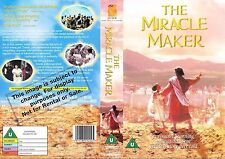 The Miracle Maker, Video Promo Sample Sleeve/Cover #14825