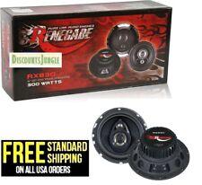 "RX830 Renegade by rockford fosgate 8"" 3-Way Car Coaxial speakers 300W 4 Ohms"