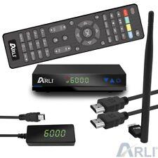 HD RECEIVER für astra turksat hotbird sat top product Full HD + Hdmi Kabel +WLAN