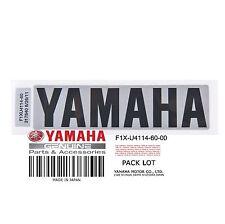 Yamaha OEM MARK  YAMAHA A F1X-U4114-60-00