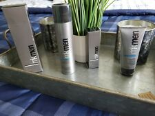 MARY KAY MENS SKIN CARE SET: Daily Facial Wash, Shave Foam, Aftershave,Eye Cream