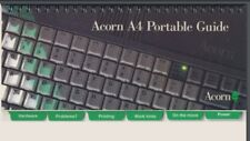 Acorn A4 Portable Guide Computer Programming digital book 88 pages