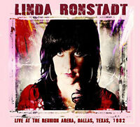 Linda Ronstadt : Live in Dallas, Texas 1982 CD (2016) ***NEW*** Amazing Value