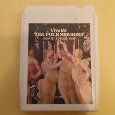 RENATO BIFFOLA Vivaldi Four Seasons 8 Track Tape Altone VX 2001
