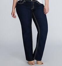 Seven 7 Melissa McCarthy Dark Wash Bootcut Jeans PLUS Size 26 4X Lane Bryant NWT