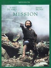 Dvd MISSION - Robert De Niro - (1986)  *** Contenuti Speciali  ***   ......NUOVO