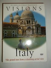 Visions of Italy (DVD, 2005, 2-Disc Set)