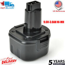 Battery for Black and Decker A9251, FSB96, PS120, PS120A Drill 9.6V 3600mAh US
