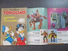 TOPOLINO 1568 - INSERTO MASTER OF UNIVERSE - MONDADORI 1985