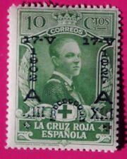 ESPAÑA.1927 ED 352** VALOR CLAVE ALFONSO XIII JURA DE LA CONSTITUCÍON