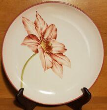 "Noritake COLORWAVE RASPBERRY Accent Salad plate, 8 1/4"", 8045, Excellent"