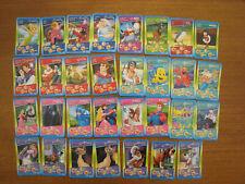 lot de 31 cartes Joue avec les classiques Disney