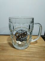Coney Island Brewing Co. USA Dimpled Glass Beer Mug.