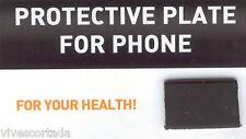 Shungit autohadesivo anti campo magnetico aipat, telefonos, etc. rectangular