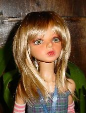 "Doll Wig, Monique Gold ""Jojo"" Size 6/7 Brown w Blonde"