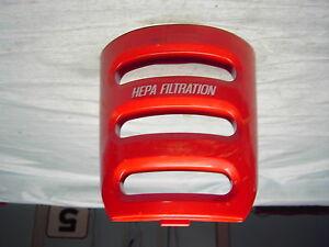 Eureka Capture model 8802 exhaust grill