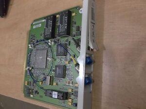 LUCENT DDM FIBER INTERFACE CARD 22G4-U SNRXDZNAAA S1:1 OLIU (WL21)