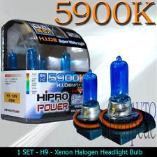 H9 5900K SUPERWHITE XENON HEADLIGHT BULB - HIGH BEAM