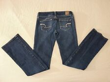 Womens American Eagle Outfitters Jeans Slim Boot 0 Pants