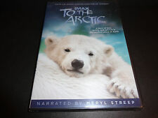 TO THE ARCTIC-Meryl Streep narrates polar bear family's struggles in the Arctic