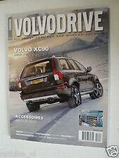 VOLVO DRIVE MAG 11,XC90,V40,S80,HALLERED,ACCESSOIRES,V70-R,GENT