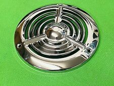LAMBRETTA D - LD 125 150 CHROME FLYWHEEL COVER