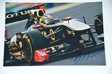 Bruno Senna  (Formel1) signed 20x30cm Foto  Autogramm / Autograph in Person ..