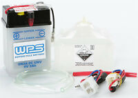WPS 6N2A-2C UNV Battery #6N2A-2C UNV Honda SL70K Motosport 1971-1973 490-2016