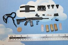 MINI TIMES 1:6TH SCALE MODERN CIA ARMED AGENTS ASSAULT RIFLE