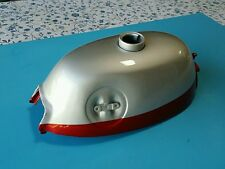 HONDA Z50A Z 50A 1968 TO 1970 GAS TANK NEW REPRODUCTION  RED &  SILVER (R1)