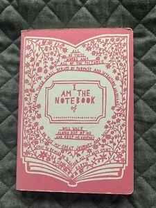 Rob Ryan A5 Plain Paper Notebook
