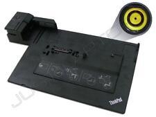 Lenovo ThinkPad X230i Dock (versión USB 2.0) Estación De Acoplamiento Replicador De Puerto