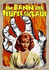 Im Bann der Teufelsklaue - Horrorklassiker 1961  DVD/NEU/OVP
