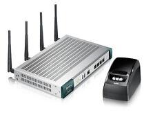 Zyxel UAG 2100 HOTSPOT & Printer SP 350e WLAN 802.11a/b/g/n Hotspot, HOTEL