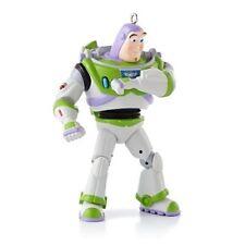 2013 Hallmark ~ i Buzz Tiene una Mision! Toy Story Magic #QSM7785