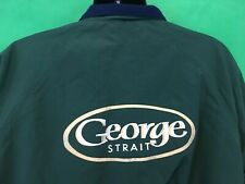 George Strait Festival Jacket Vintage Country Adult XL