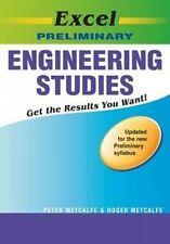 Excel Preliminary Engineering Studies by Peter Metcalfe, Roger Metcalfe (Audio cassette, 2014)