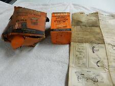 NOS 1940 1941 1942 1946 1947 1948 CHEVY FORD MOPAR FRAM COLANT FILTER FR10-1 GM