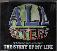 All Niters-The Story Of My life cd maxi single