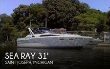 1989 Sea Ray 300 Weekender Used
