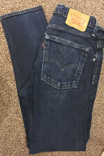 Levis 510 Dark Blue Jeans Blue 30W 30L