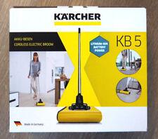 Kärcher KB 5 230V Akkubesen - Gelb (1.258-000.0)