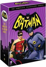 Batman: 1966 Original TV Show Complete DVD Boxed Set NEW! Adam West! FREE SHIP!