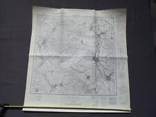 Landkarte Messtischblatt 4026 Lamspringe, Bornum, Gr. Rhüden, Königsdahlum, 1937