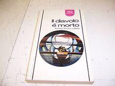 IL DIAVOLO E' MORTO DI RAPHAEL A.LAFFERTY EDITO DA SFBC LA TRIBUNA 1974 OTTIMO!!