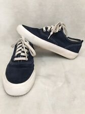 Coach Blue Leather sneaker Men's 7.5 Style Keith Q765 <
