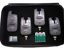 MK Carbon Funk-Bissanzeiger 3er Set 1:1 Direktübertragung 9V AAA
