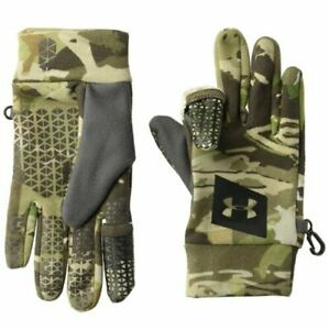Under Armour Coldgear® Men's EARLY Season Hunting Gloves 1318574-940