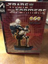 Palisades Transformers Paradon Medic Polystone Mini Statue afx exclusive